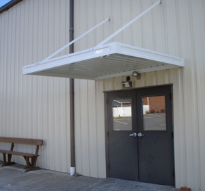 Commercial3 East Coast Aluminum Awnings