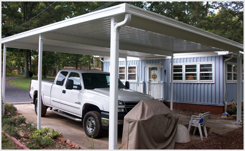 Aluminum Carport East Coast Aluminum Awnings