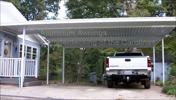 Carports Nc East Coast Aluminum Awnings