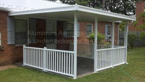 Atlanta GA Aluminum Awnings
